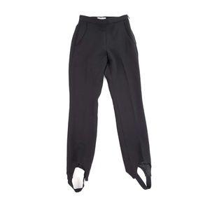 Babaton High Rise Stirrup Slim Skinny Pants